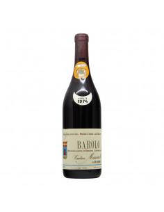 Bartolo Mascarello Barolo 1974 Grandi Bottiglie