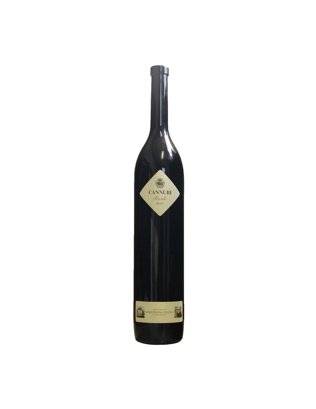 Marchesi di Barolo Barolo Cannubi Magnum 2001 Grandi Bottiglie