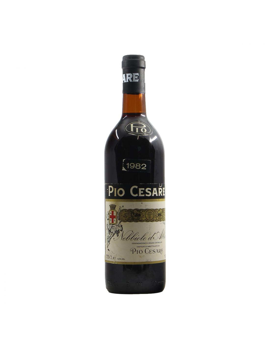 Pio Cesare Nebbiolo d'Alba 1982 Grandi Bottiglie