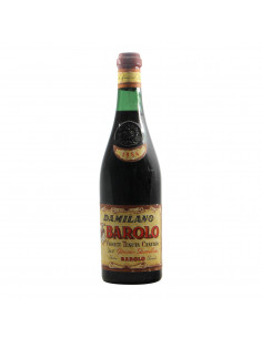 BARBARESCO CANUBIO 1954 DAMILANO Grandi Bottiglie