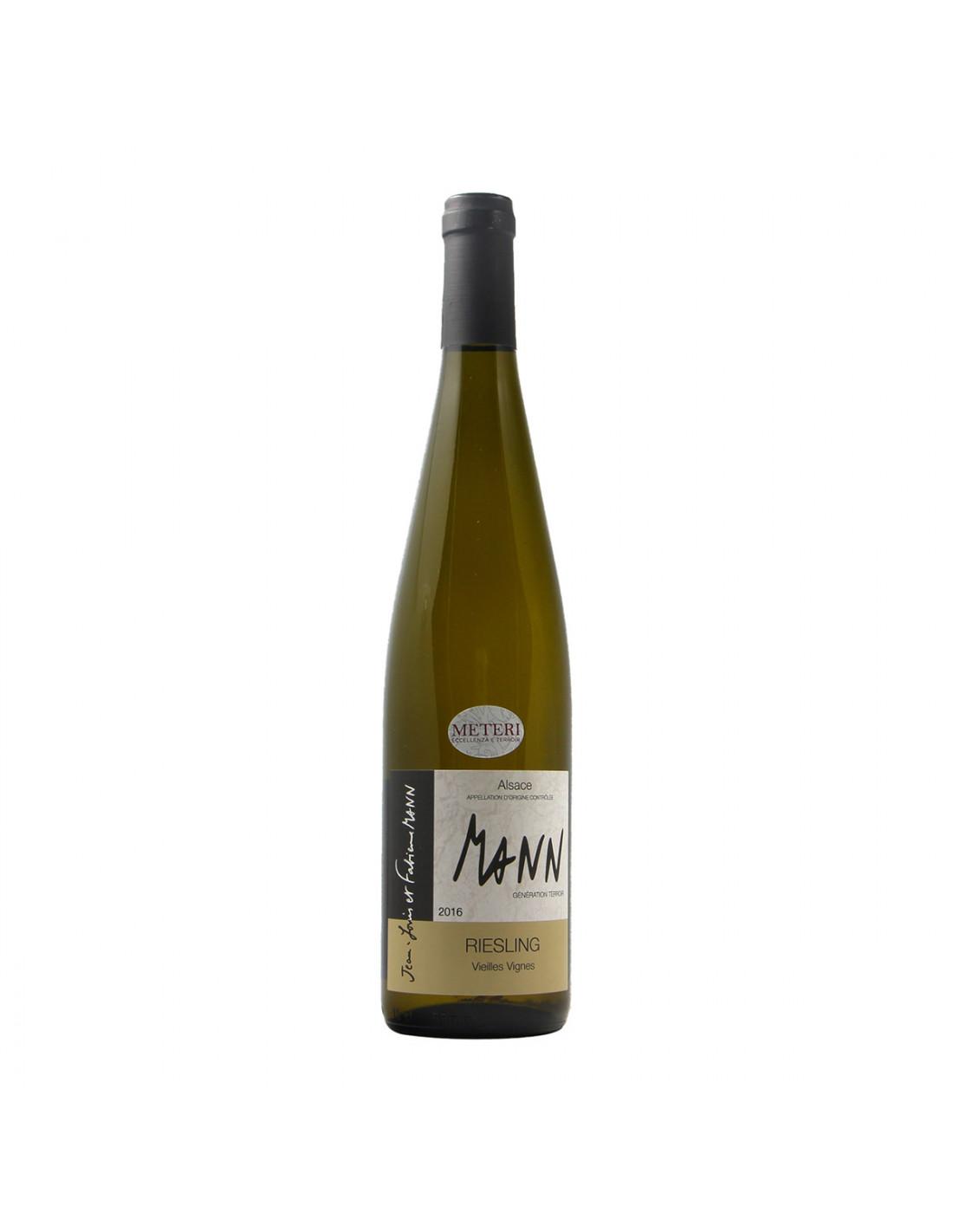 Mann Riesling Vieille Vignes 2016 Grandi Bottiglie