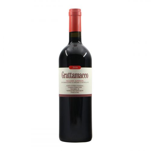 Collemassari Grattamacco Bolgheri Superiore 2016 Grandi Bottiglie