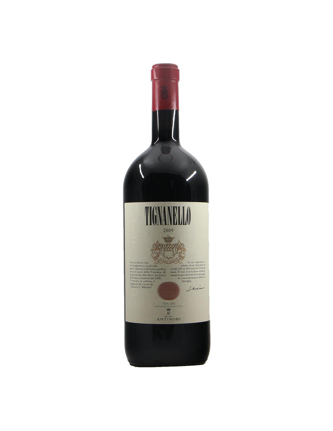 Tignanello 2009 Antinori Grandi Bottiglie