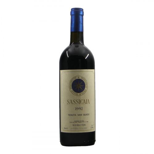 Tenuta San Guido Sassicaia 1992 Grandi Bottiglie