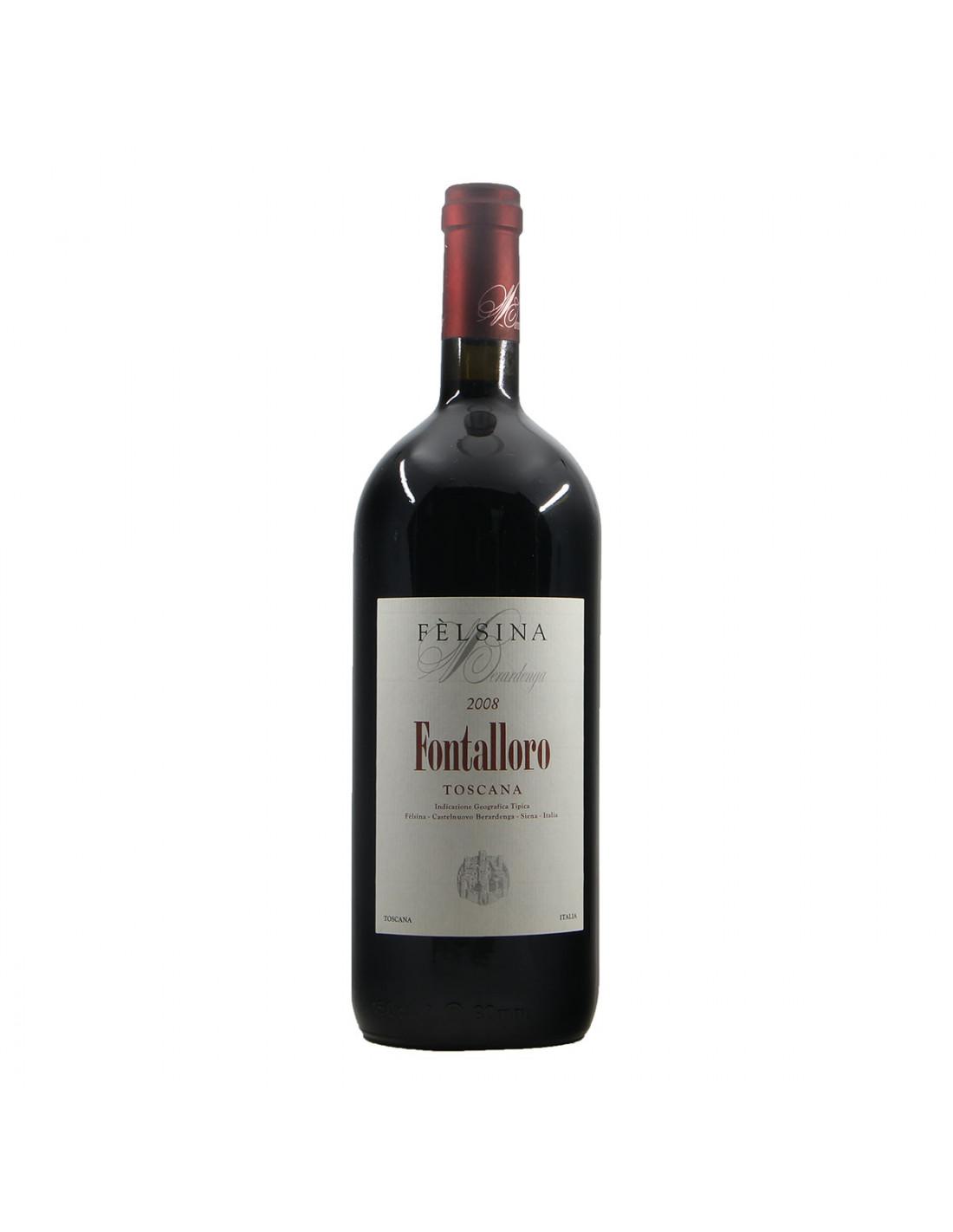 Felsina Fontalloro Toscana 2008 Grandi Bottiglie