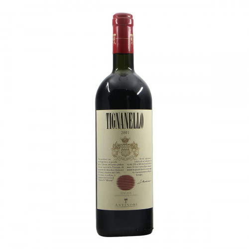 TIGNANELLO 2001