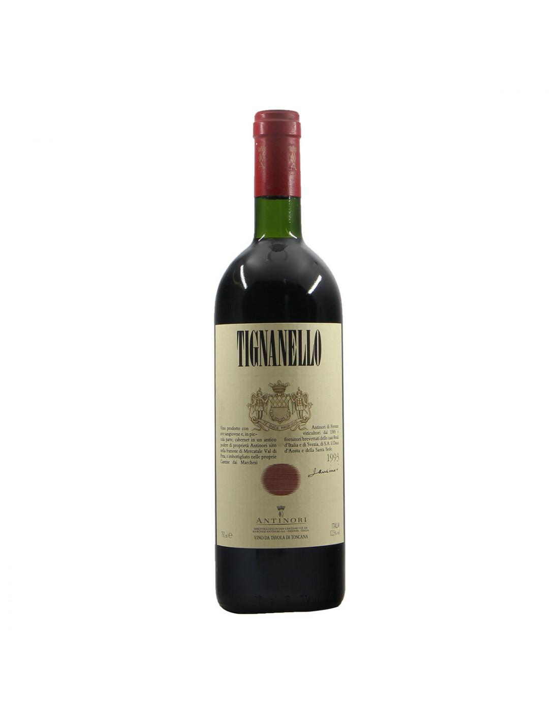 Antinori Tignanello 1993 Grandi Bottiglie