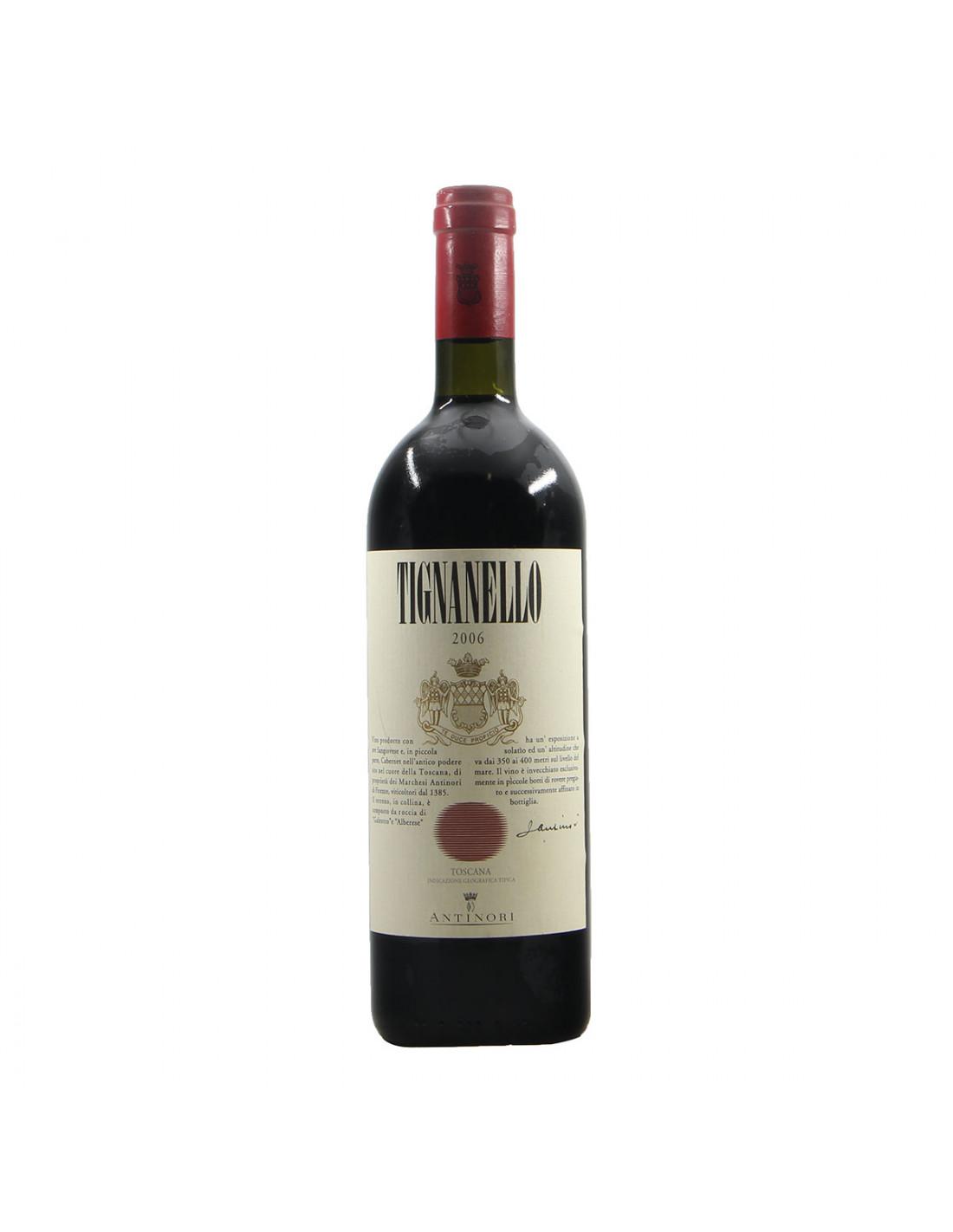 Antinori Tignanello 2006 Grandi Bottiglie
