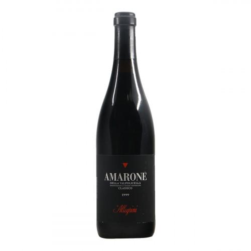 Allegrini Amarone Classico della Valpolicella 1999 Grandi Bottiglie