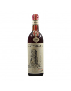 Calegaris Guido Gattinara 1974 Grandi Bottiglie