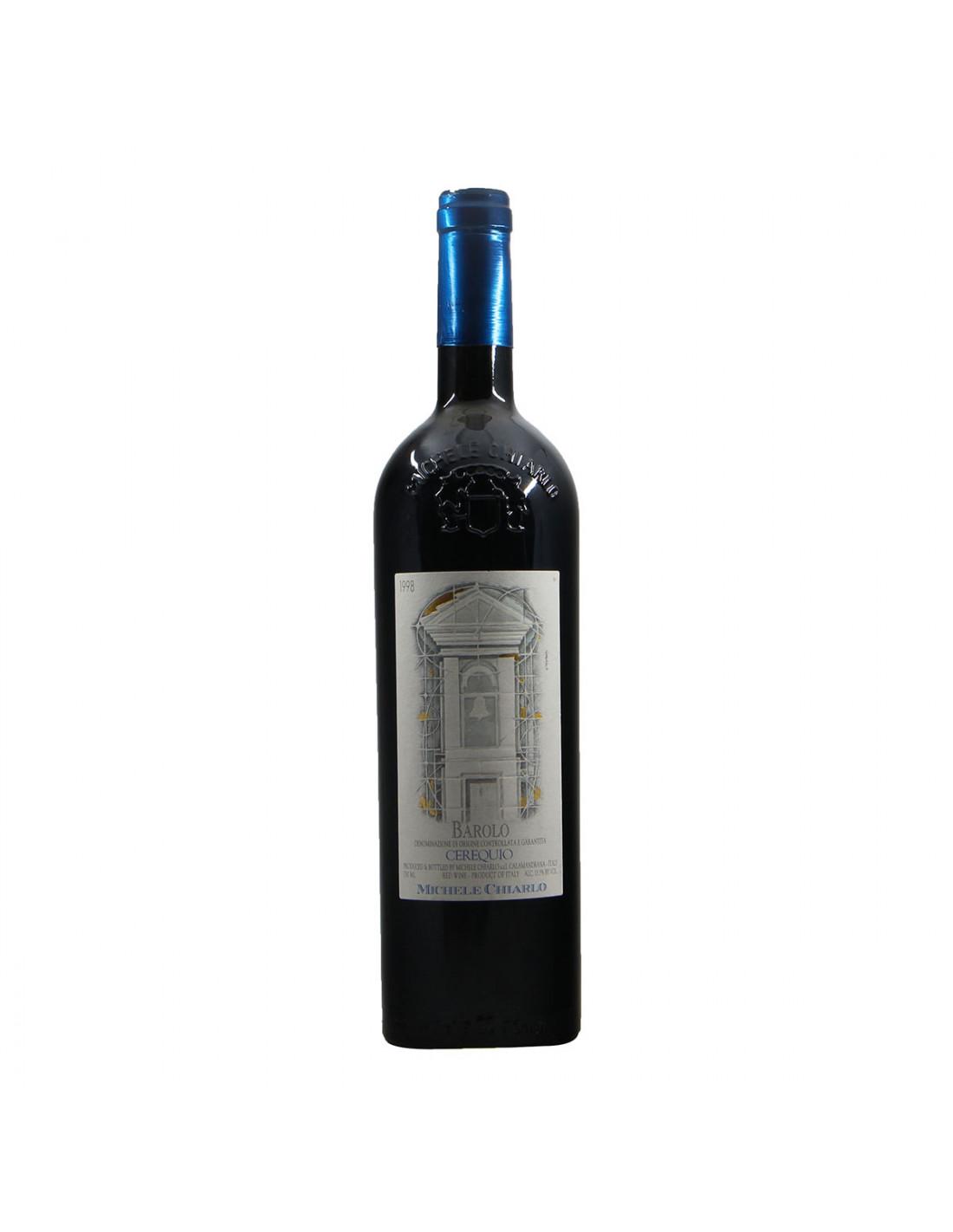 Michele Chiarlo Barolo Cerequio 1998 Grandi Bottiglie