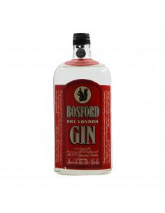 Piombino Very Old Bosford Dry Gin London Grandi Bottiglie
