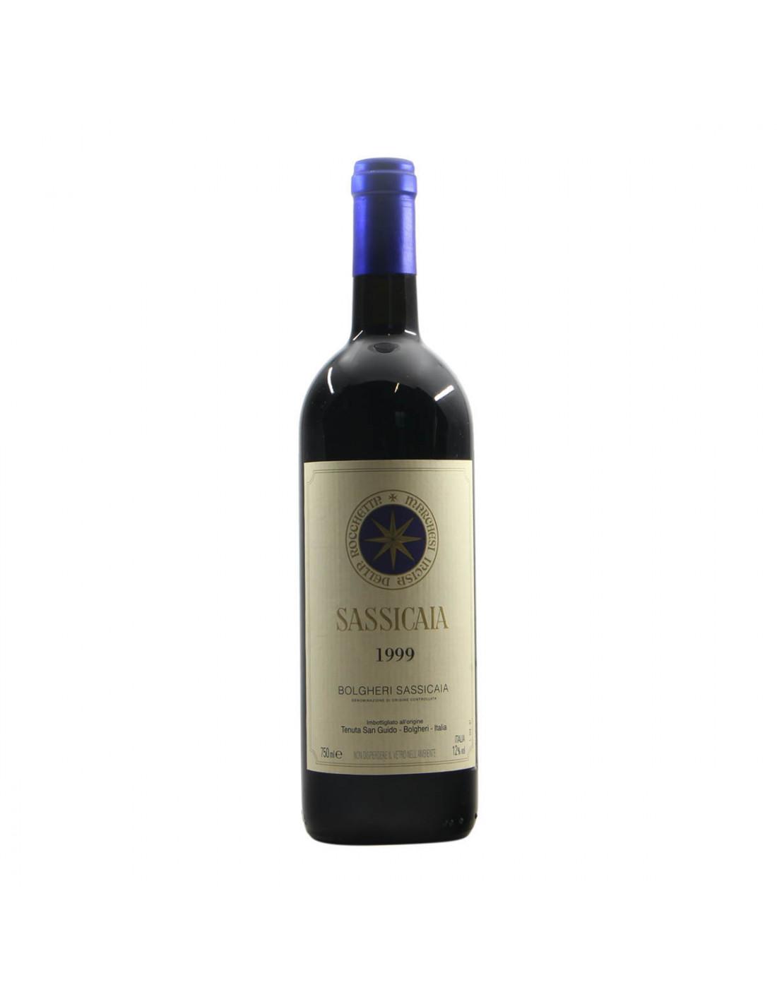 Tenuta San Guido Sassicaia 1999 Grandi Bottiglie
