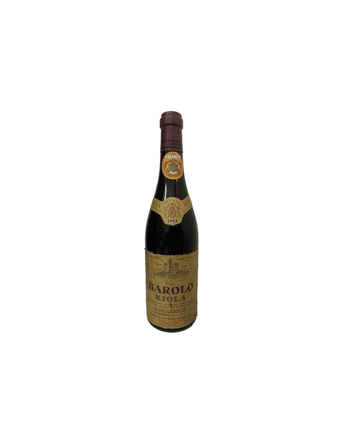 BAROLO 1964 KIOLA Grandi Bottiglie