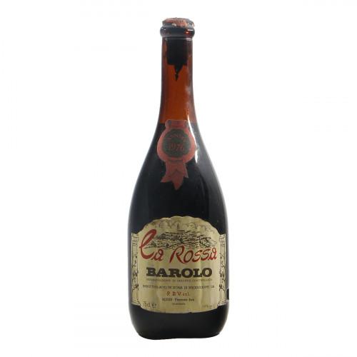 Ca Rossa Barolo 1976 Grandi Bottiglie