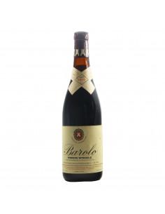 Tenuta Cerequio Barolo Riserva Speciale 1970 Grandi Bottiglie
