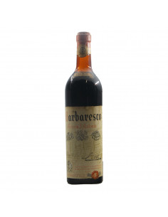 Seletto Luciano Barbaresco Riserva S. ANtonio 1955 Grandi Bottiglie