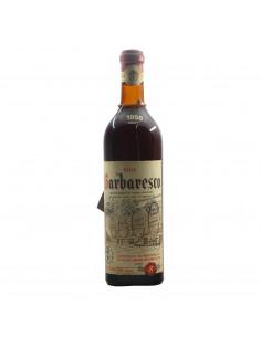 Seletto Luciano Barbaresco 1958 Grandi Bottiglie