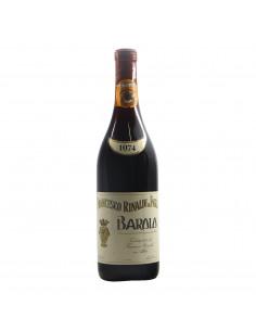 Francesco Rinaldi Barolo 1974 Grandi Bottiglie