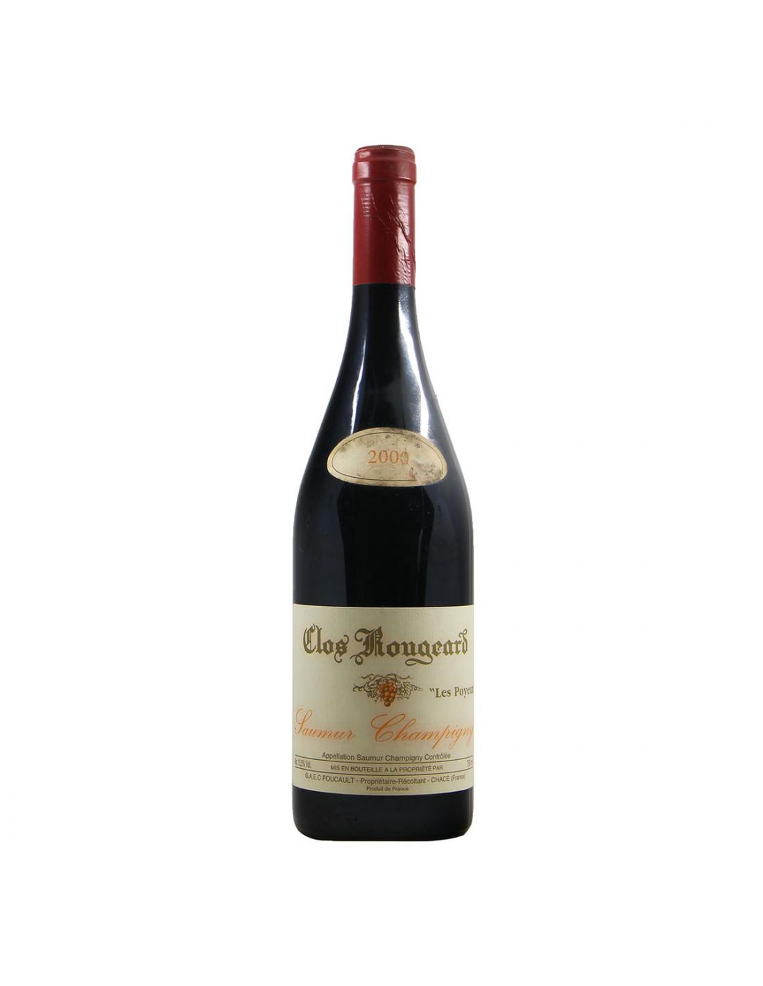 Clos Rougeard Saumur Champigny Les Poyeux 2000 Grandi Bottiglie