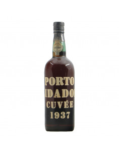 Porto Lidador Cuvée 1937 The Douro wine shippers Grandi Bottiglie