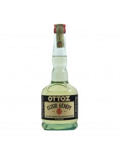 Ottoz Elixir Genepy Grandi Bottiglie