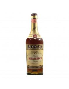 Stock Brandy Riserva Royal Grandi Bottiglie