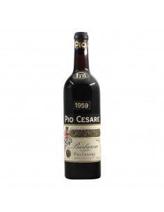 Pio Cesare Barbaresco 1959 Grandi Bottiglie