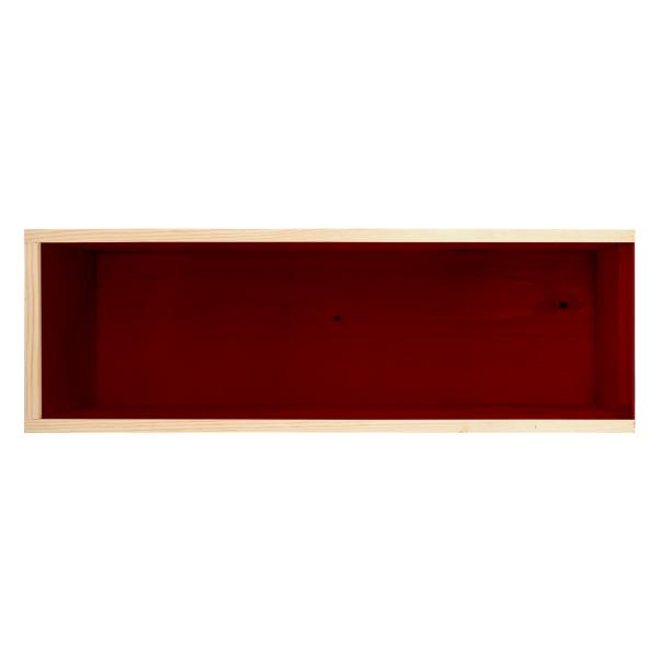 Custom Engraved Wood Wine Box - Plexiglass cover | oohwine.com
