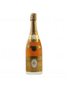 Champagne Cristal 1986...