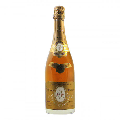 CHAMPAGNE CRISTAL 1986 LOUIS ROEDERER