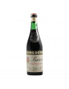 BAROLO RISERVA 1949...
