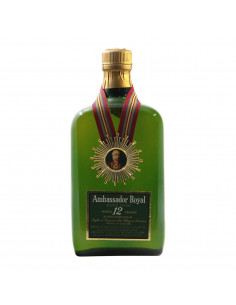 Taylor e Ferguson Ambassador Royal Scotch Whisky 12 yo Grandi Bottiglie