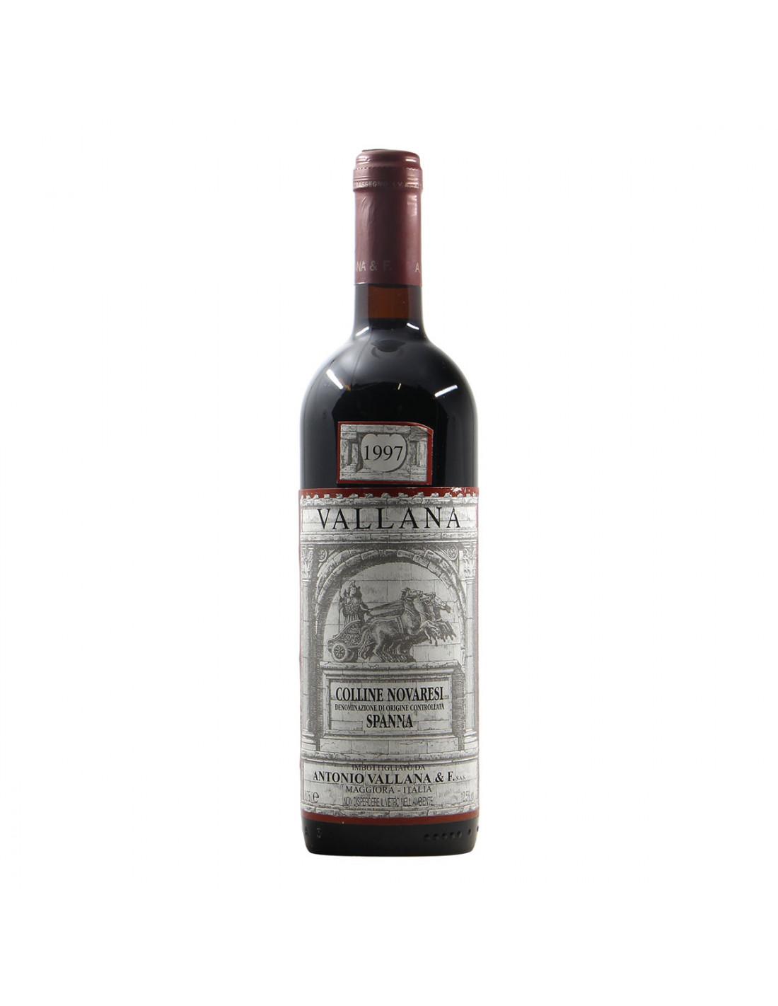 Antonio Vallana Spanna Colline Novaresi 1997 Grandi Bottiglie