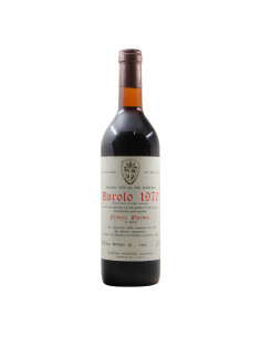 Barolo 1970 FIORINA FRANCO