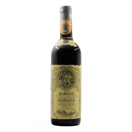 Giovanni Pippione Barolo 1967 Grandi Bottiglie