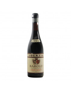 Voerzio Giuseppe Barolo 1964 Grandi Bottiglie