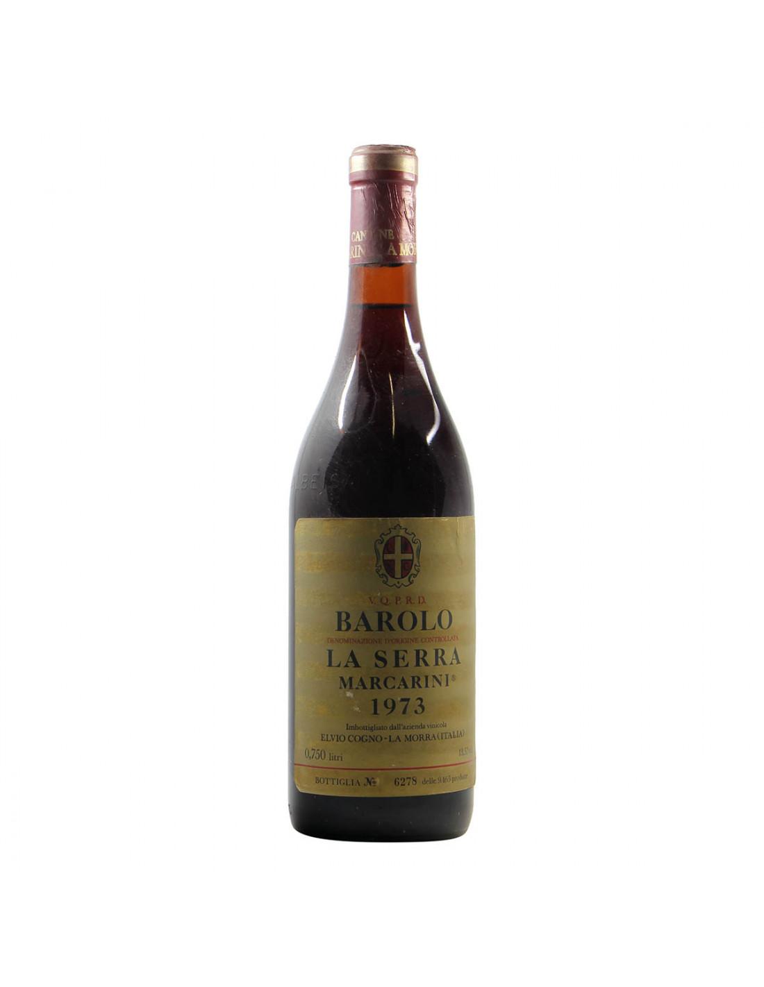 Marcarini Barolo La Serra 1973-Grandi-Bottiglie