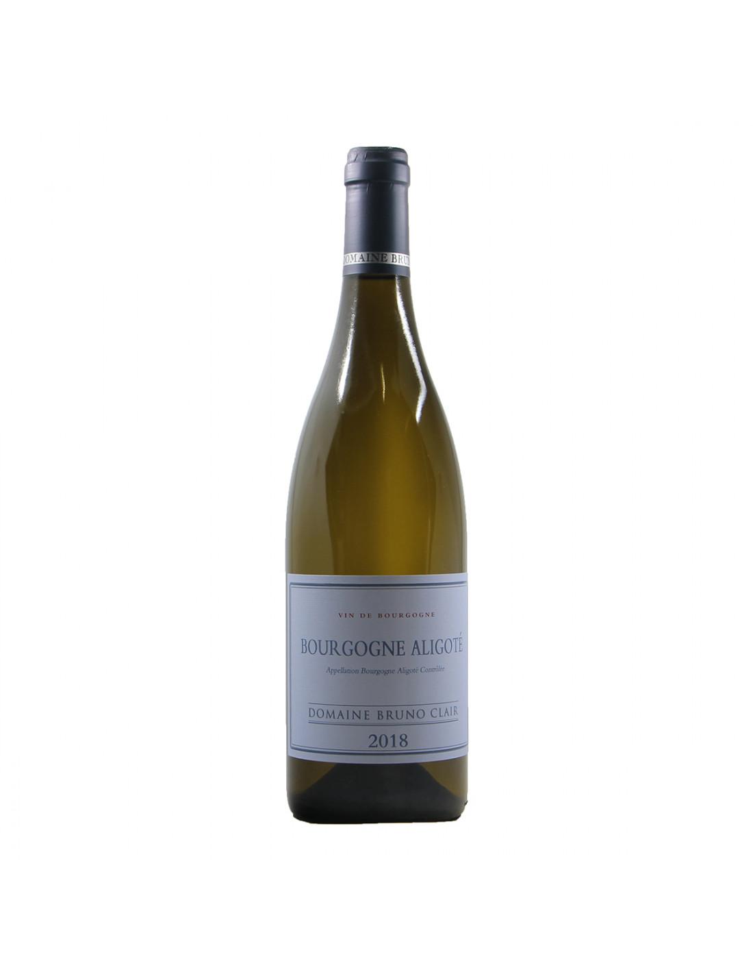 Domaine Bruno Clair Bourgogne Aligotè 2018 Grandi Bottiglie