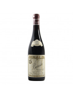 Giuseppe Rinaldi Barolo 1983 Grandi Bottiglie