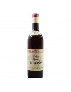 Revello Renato Barolo 1961 Grandi Bottiglie
