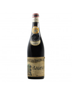 Francesco Rinaldi Barolo 1962 Grandi Bottiglie