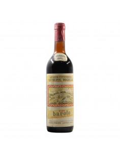 Voghera Barolo 1967 Grandi Bottiglie