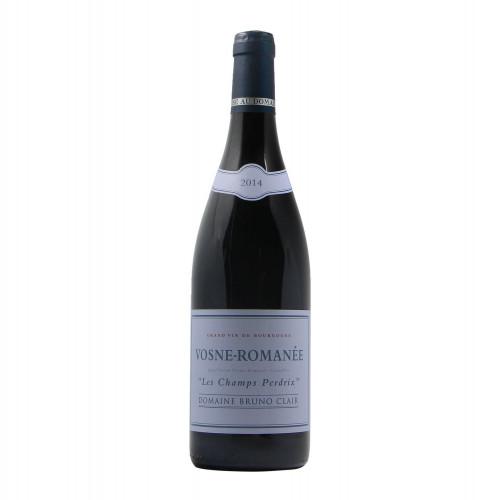 Domaine Bruno Clair Vosne Romanee Les Champs Perdrix 2014 Grandi Bottiglie