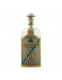 RED HILLS DRY GIN  JEAN BUTON