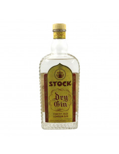 DRY GIN FINEST OLD LONDON...