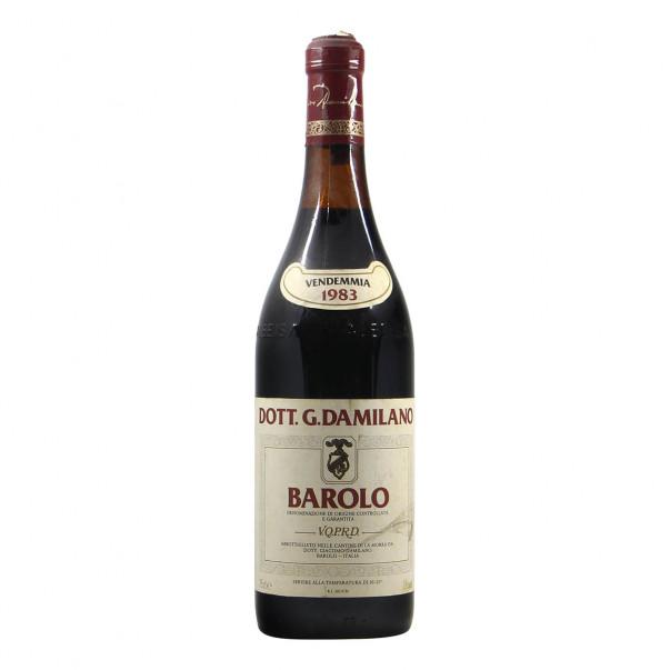 Damilano Barolo 1983 Grandi Bottiglie