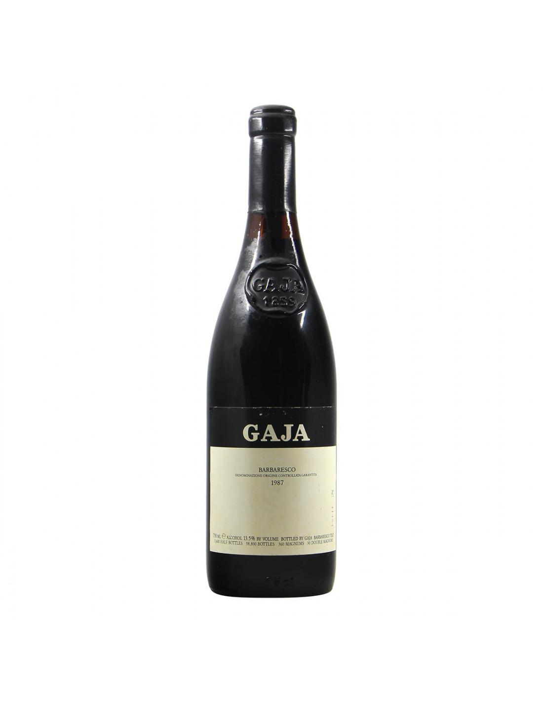 Gaja Barbaresco 1987 Grandi Bottiglie