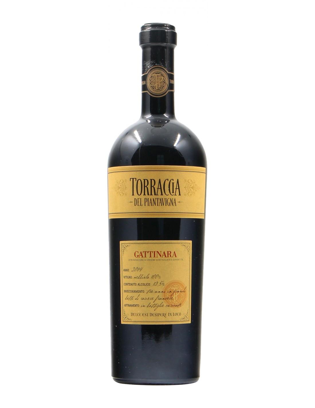 GATTINARA 2014 TORRACCIA DEL PIANTAVIGNA Grandi Bottiglie