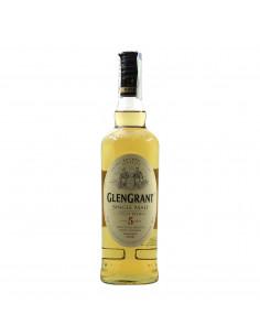 Glen Grant Whisky Single Malt 5 years old Grandi Bottiglie